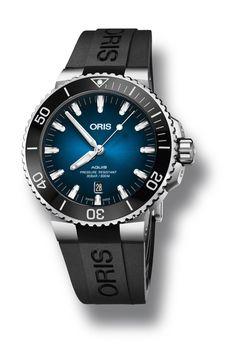 ORIS présente la montre Clipperton Limited Edition