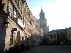 Old Town. Lublin. Poland.  Ciudad Vieja. Lublin. Polonia.
