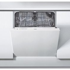 Buy Whirlpool Full Size Integrated Dishwasher - White at Argos. Thousands of products for same day delivery or fast store collection. Slimline Dishwasher, Whirlpool Dishwasher, Built In Dishwasher, American Style Fridge Freezer, Fully Integrated Dishwasher, Aqua, Range Cooker, Cost Of Goods, Argos
