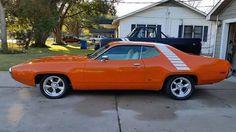 '71 or '72's  Road-Runner