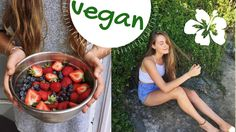 FULLY RAW VEGAN WHAT I EAT IN A DAY