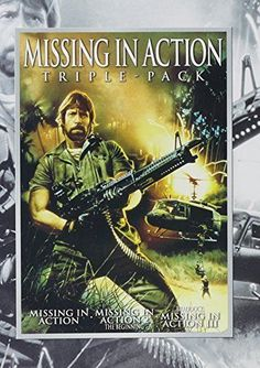 Chuck-Norris-Triple-Feature-Pack-Missing-In-Action-1-2-3-The-Beginning-Braddock