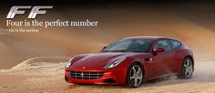 Ferrari - The Italian automotive company's official site