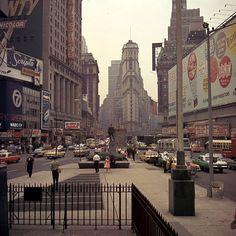 New York City, 1963 © Bruno Pellegrino