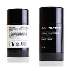 Journeymen Deodorant Stick Mens Grooming