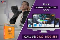 Is your #PC affected with the #spyware and #malware viruses? Then, instantly Free #Computer #Antivirus #Software and stop them spreading further. To obtain AKick PC #Antivirus #Software visit www.akick.in or call us on 0120-6500-581.