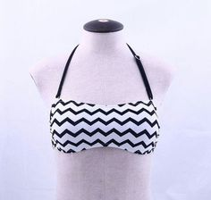 Cute chevron embroidery blanks Sewforless.com