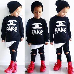 Kids fashion @KortenStEiN
