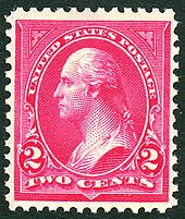 Most Expensive Postage Stamp | ... History on US Postage Stamps - Wikipedia, the free encyclopedia