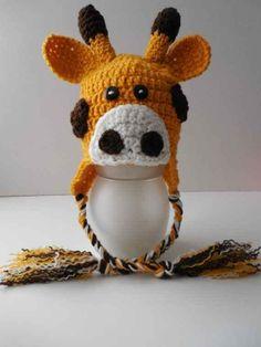 Giraffe hat! :D