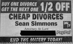 get a divorce ...