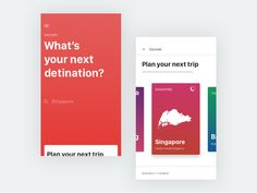 Flatun is your helper to track the latest designer trends, inspire the best designer shots and share your experience. User Interface Design, Ui Ux Design, App Wireframe, Card Ui, Mobile Web Design, Mobile App Ui, Ui Web, Ui Inspiration, Material Design
