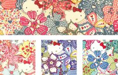 Liberty Hello Kitty Mauvey