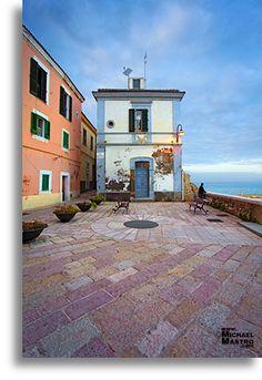Termoli, Italy - On the Adriatic Sea, Termoli is a 13th Century walled city.