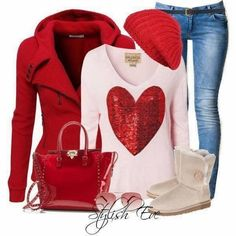 Below are some cute outfits I've come across on #Pinterest  anda video with somefashion tipsfrom Goo-Goo Atkins . Goo-Goo is thesister...