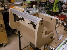Homemade Woodworking Jigs | Mortising Jig for OF1400 !fixed link - pics now enlarge!