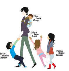 Awww. Nico babysits the 7's kids ^o^ Awwwwwwwww>>>>>>so cute!