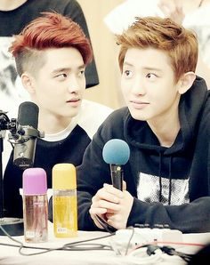 D.O and Chanyeol