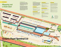 Ontario Food Terminal on Behance