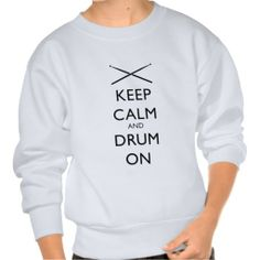 Keep calm and Drum On!