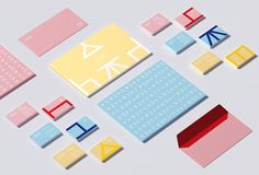 MOI Visual Identity by Robinsson Cravents https://mindsparklemag.com/design/moi-visual-identity/