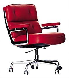 Aluminium Armchair Exclusiv by Charles Eames