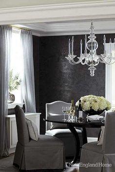 Interior lighting design.