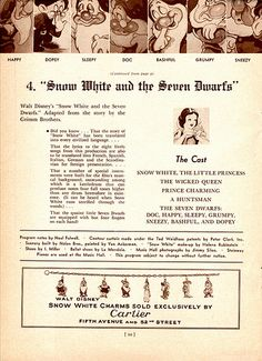 Showplace: 'Snow White and the Seven Dwarfs' at Radio City Music Hall (10 of 16)