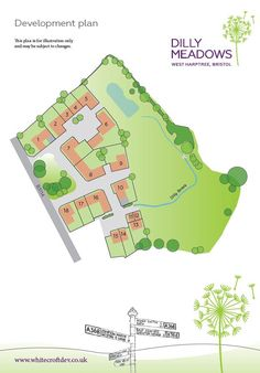 DILLY MEADOWS * — Whitecroft Developments - providing small high quality developments for homes in Bristol and the South West Bristol, New Homes, How To Plan