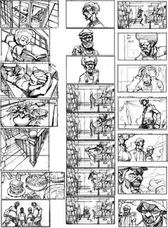 Boondocks season 3 rough SB-2 by *kse332 on deviantART