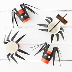 Halloween Spider Party Cups - Turn your happy home into a haunted mansion or spooky space with the help of our Halloween decorations. We can help you create a killer kitchen, doomed dining room and frightening foyer. Fill your home with orange and black decorations and really embrace the spookiest party of the year.