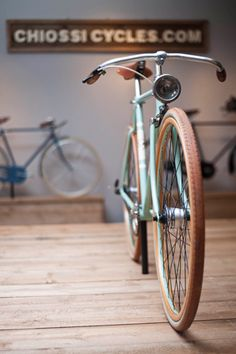 Chiossi Cycles | Artigianato e poesia su due ruote - Contemporary Standard : Contemporary Standard