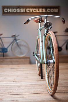 Chiossi Cycles | Artigianato e poesia su due ruote « Contemporary Standard