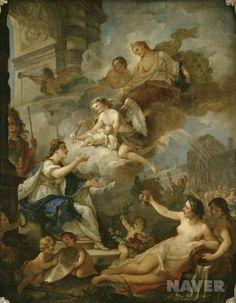 마리 제피린 드 프랑스의 탄생