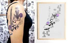 #tattoofriday - Kizun