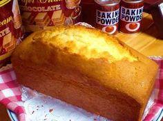 ケーキ屋さんのパウンドケーキ♪の画像 Sweets Recipes, My Recipes, Cooking Recipes, Favorite Recipes, Homemade Sweets, Bread Cake, Loaf Cake, Sweets Cake, Cake Flavors