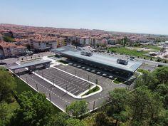 Gallery of Lüleburgaz Bus Station / Collective Architects & Rasa Studio - 11