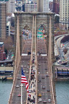 FlyNYON Brooklyn Bridge