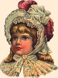 Victorian Scrap - children