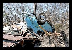 Hurricane Katrina Aftermath: Louisiana Slidell   by Gary Mark Smith