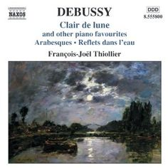 Debussy - my favorite composer.  Clair de Lune is one of my favorite compositions of his...definitely a work of art and a joy to play