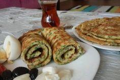 Pancake Börek – Pankek Börek