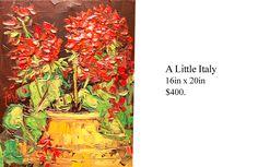 Favorite Subject, Cool Artwork, Italy Travel, Impressionist, Galleries, Original Art, Vibrant, Paris, Cool Stuff