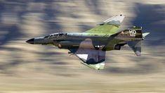 Fin de una era: adiós al F-4 Phantom el caza que dominó la Guerra Fría