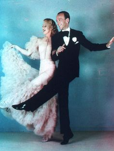 "As Bob Thaves observed, ""Remember, Ginger Rogers did everything Fred Astaire did, but she did it backwards and in high heels."""