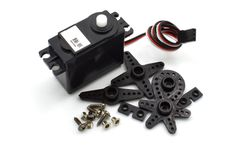 360 Degree Continuous Rotary Servo Motor Rc Car Smart Car Robot Helicopter DIY Kit for Arduino UNO R3 Free Shipping