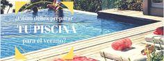 Consejos para empezar a preparar la piscina para los calores que nos esperan, sobre todo si no los hemos realizado durante el resto del año.