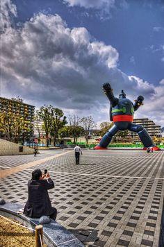 Tetsujin Nijuhachi-go Monument, Hyogo