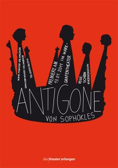 I am writing an essay about on the play Antigone?