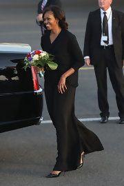 Michelle Obama Maxi Dress